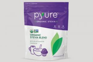 Organic All-Purpose Stevia Sweetener – Pouch | Pyure Brands