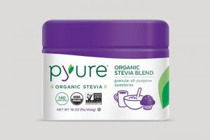 Organic All-Purpose Stevia Sweetener – Scoopable Tub | Pyure Brands