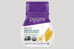 Organic Liquid Stevia Extract – With Vanilla Flavor | Pyure Brands