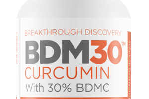BDM30 Curcumin | Rhema