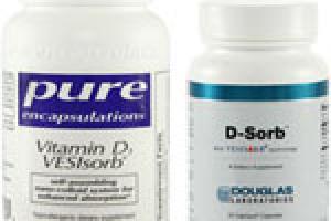 High Potency Vitamin D Supplement | D-Sorb™ VESIsorb D-3 | Source One Global Partners