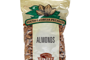 Raw Almonds - 1 Pound Bag