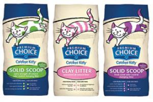 Pet Care - Premium Choice® Carefree Kitty™