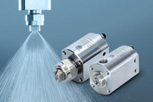 Automatic spray control made simple by Spraying Systems Co.