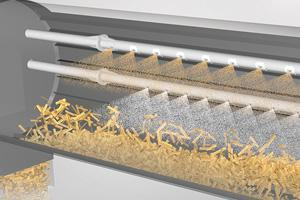 PanelSpray systems for wax, resin, release agent applications
