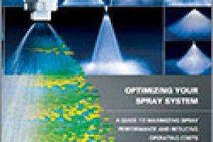 Spray nozzle selection assistance from Spraying Systems Co.