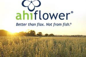 Ahiflower® vegan Omegas 3-6-9