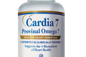 Cardia 7 Purified Omega 7 Softgels - 30 Count – Omega Wonders