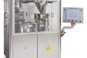TES-2000 Automatic Capsule Filler – TES Equipment Supplier   Machinery For Dietary Supplement Industry