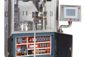 TES-1200  Automatic Capsule Filler – TES Equipment Supplier   Machinery For Dietary Supplement Industry