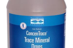 ConcenTrace Liquid,Ionic Trace Minerals, Magnesium Chloride, Sea Minerals, Trace Mineral Complex