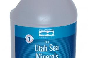 Ionic Trace Minerals, Sea Minerals, Concentrated sea minerals,