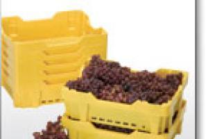 Handheld Plastic Crates & Containers - TranPak