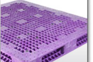 Plastic Pallets | Export Shipping & Reusable Pallets | TranPak