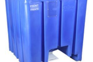 Plastic Bins | Bulk Storage Containers | Manufacturers | TranPak