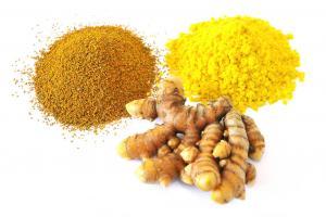 Organic Turmeric   Extract & Extract Powder   Ground & Cut