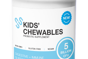 Kids' Chewables  Digestive + Immune Support for Kids*