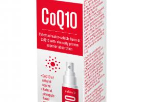 Coenzyme Q10 - Valens - Coenzyme Q10, Collagen, Vitamins, Fertility and other dietary supplements.