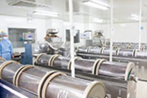 Weihai Baihe Biology Technological Co., Ltd._Contract Manufacturing