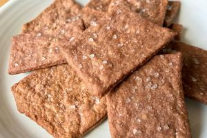 High Protein Crackers
