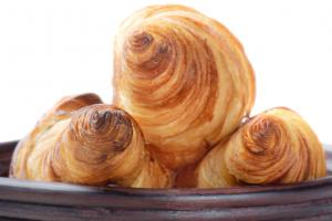 Perfect flour for croissants, brioches and all baked good