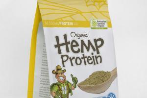 Hemp Protein Powder - 16oz pack - Non-GMO Protein | Elixinol