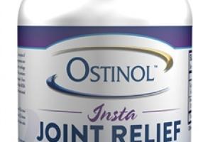 Ostinol™ Insta Joint Relief Formula
