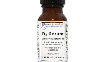 Premier Research Labs D3 Serum for Private Label