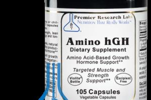 Premier Research Labs Amino hGH for Private Label