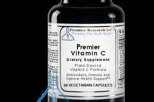 Premier Research Labs Vitamin C for Private Label