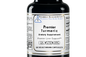 Premier Research Labs Turmeric for Private Label