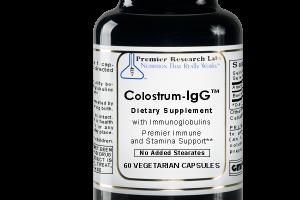 Premier Research Labs Colostrum-IgG™ for Private Label, 60 caps