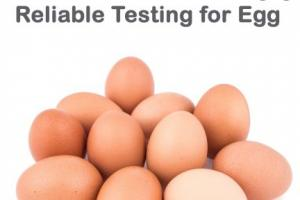 AlerTox Sticks Egg: Rapid testing for anitgens