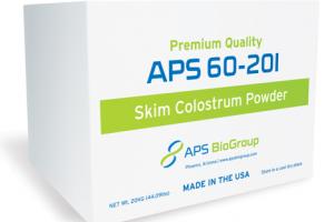 Bulk Colostrum Powder Manufacturing | APS Bio Group