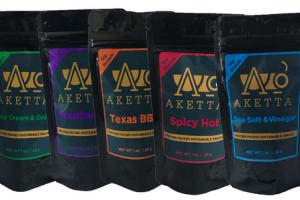 Aketta Seasoned Crickets: Sustainable Cricket Protein Edible Insects – Aspire