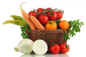Vegetable Powdered Ingredients