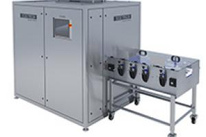 R1000H Pellet-to-Slice Reformer | Dry Ice Blasting and Dry Ice Production Equipment by Cold Jet