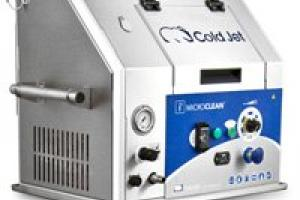 i³ MicroClean | Dry Ice Blasting and Dry Ice Production Equipment by Cold Jet