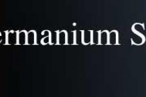 Organic Germanium, Germanium Sesquioxide Main Page