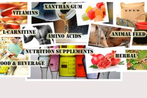 Vitamins - Dongyu- United Samples Inc