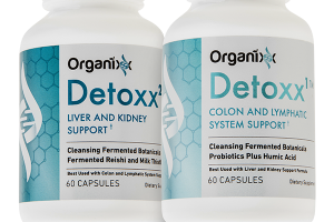 Detoxx | Body Cleanse – Organixx