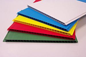 1/2 Inch Tongue & Groove Hollow Panels On Extrutech Plastics, Inc.
