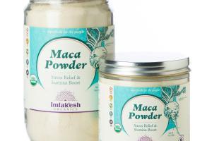 Organic Maca Powder | Imlak'esh Organics