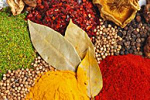 Organic Extracts   Iris Trade
