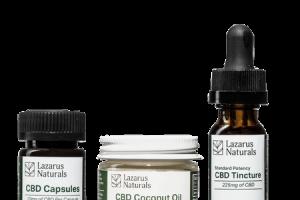 Buy Standard Potency Sample Pack | Lazarus Naturals Seattle