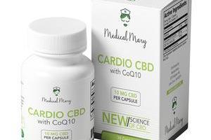 Cardio CBD with CoQ10 – Medical Mary LLC