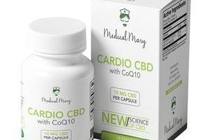 Cardio CBD with CoQ10 – Medical Mary LLC