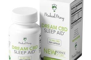 Dream CBD – Sleep Aid – Medical Mary LLC