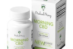 Morning CBD – Medical Mary LLC