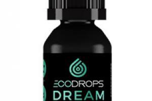 ECODROPS Dream 1500mg Active CBD